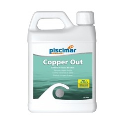 COPPER OUT - Elimina eccesso di rame-